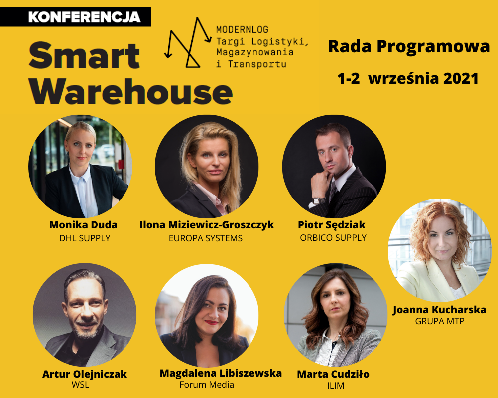 Konferencji Smart Warehouse