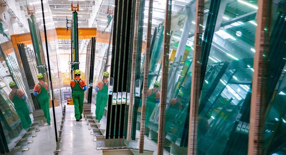 Pilkington IGP  na finiszu rozbudowy zakładu w Ostrołęce