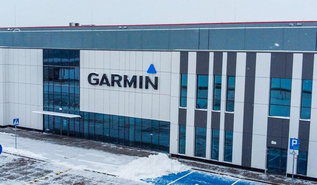 Garmin otworzył fabrykę pod Wrocławiem