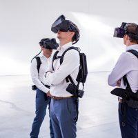 Wirtualna rzeczywistość w P3 Prague Horní Počernice