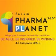 "II Forum ""Pharma PL@net 360ᵒ"""