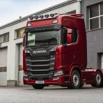 Scania w Kacpi Logistic