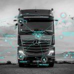 Jak nauczyć ciężarówki, by same płaciły