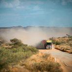 Case study – transport na antypodach