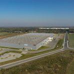 Rozbudowa LPP w SEGRO Logistics Park Stryków
