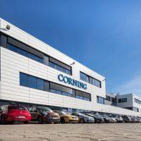 Nowy zakład Corning w Strykowie