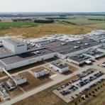 Rozbudowa fabryki Bridgestone w Stargardzie trwa zgodnie z planem