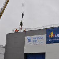 Fresenius Kabi zakończył pierwszy etap inwestycji w nową fabrykę w Kutnie