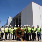 Koniec budowy centrum logistycznego Zalando w Głuchowie