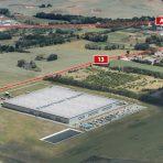 Fabryka Linde 2 minuty drogi od granicy z Niemcami