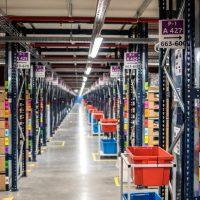 Amazon z nowym centrum logistycznym w Łodzi