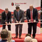 Coca‑Cola HBC Polska otwiera zautomatyzowany magazyn w Radzyminie