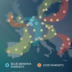Osiem kluczowych korytarzy logistycznych w Europie