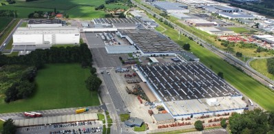 Firma DAF inwestuje 100 milionów euro w nową lakiernię