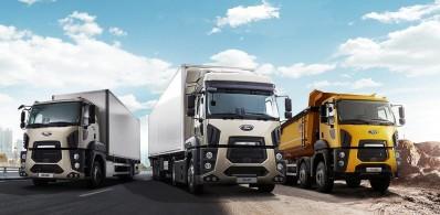 Grupa DBK wprowadza markę Ford Trucks do Polski