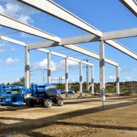 Hauck Heat Treatment buduje nową hale w Dzierżoniowie