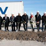 Rozpoczęła się budowa największego kompleksu logistycznego DSV