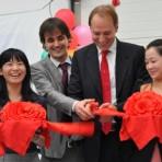 FIEGE otwiera nowy magazyn w Chinach