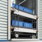Podwójna sprawność – Hänel Lean-Lift® w wersji DualDrive