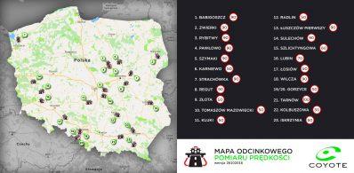 23 miejsca, w których trzeba uważać nie tylko w drodze na Święto Zmarłych