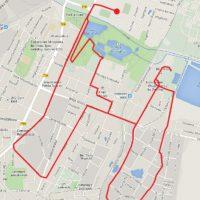 Mistrzostwa Polski Logistyków w biegu na 10 km