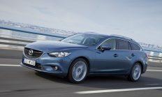 Mazda 6 kombi – japońska alternatywa