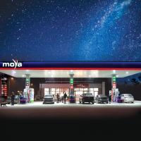 Szalony rozwój stacji Moya