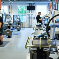 Sprzedaż robotów w Polsce wzrosła o 16 procent