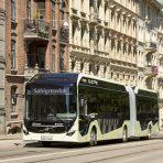 30 autobusów elektrycznych z Wrocławia do Göteborga
