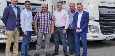 MTD Butkiewicz i firma DBK kontynuują współpracę
