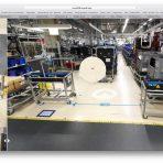 Cyfrowe planowanie hal produkcyjnych Audi