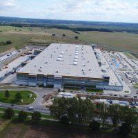 Amazon z nowoczesnym centrum logistyki e-commerce