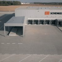Zielony cross-dock dla DB Schenker