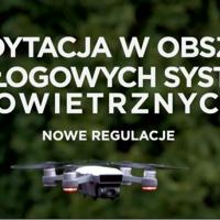 Drony na służbie – nowe regulacje