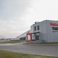 Nowe magazyny Raben Logistics Polska