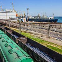 Spadek przewozów towarowych koleją