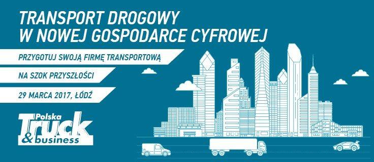 Transport drogowy w nowej gospodarce cyfrowej