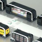 Toyota e-Pallete dla logistyki przyszłości