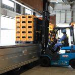System zasilania wózków widłowych wodorem z energii odnawialnej