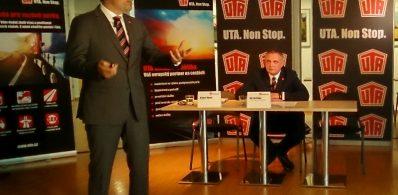 UTA otwiera nowy oddział w Czechach