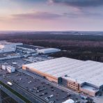 Pierwszy etap rozbudowy Volkswagena w Poznaniu zakończony
