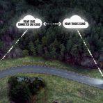Dane pojazdów osobowych i ciężarowych Volvo współdzielone w chmurze