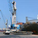 138 ton z Brazylii do Meksyku