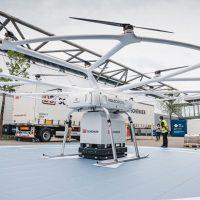 Drony cargo dla logistyki