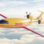 DHL Express uzupełnia flotę o elektryczne samoloty