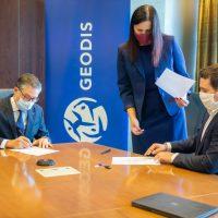 GEODIS finalizuje akwizycję grupy PEKAES