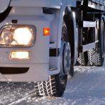 Zimowa mobilność ciężarówek