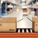 Allegro buduje nowe centrum logistyczne