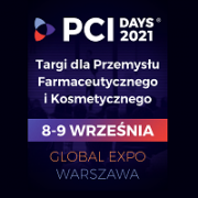 Targi PCI DAYS – Pharma & Cosmetics Indrustry